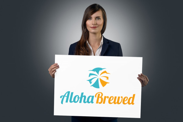 Sample branding #1 for Alohabrewed