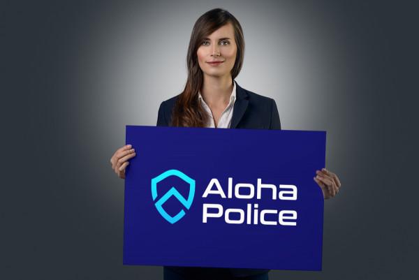 Sample branding #3 for Alohapolice