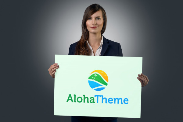 Sample branding #3 for Alohatheme