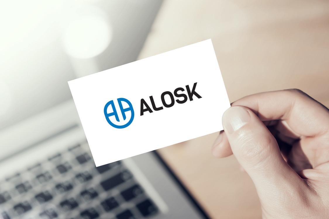 Sample branding #2 for Alosk