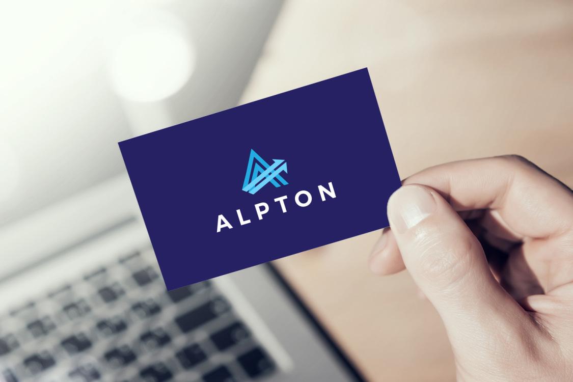 Sample branding #2 for Alpton