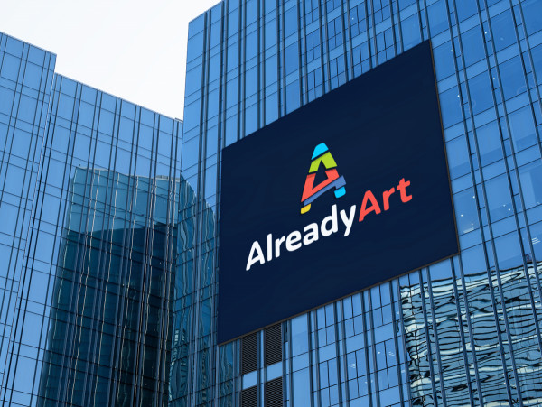 Sample branding #1 for Alreadyart