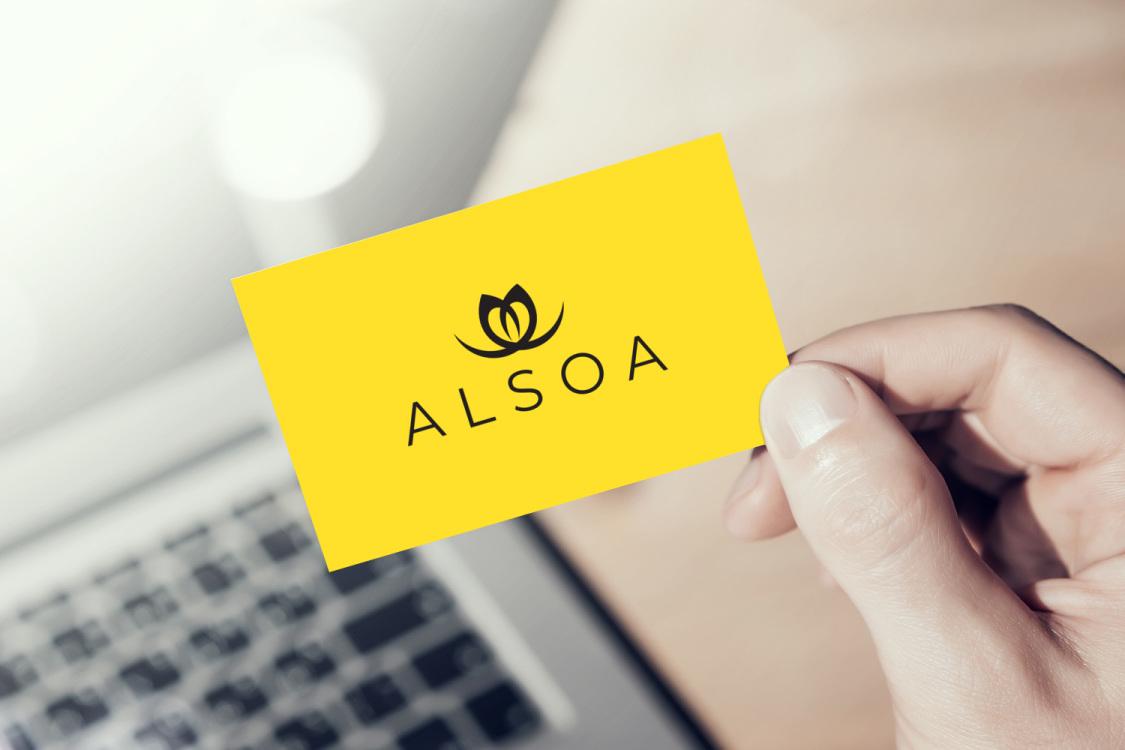 Sample branding #3 for Alsoa
