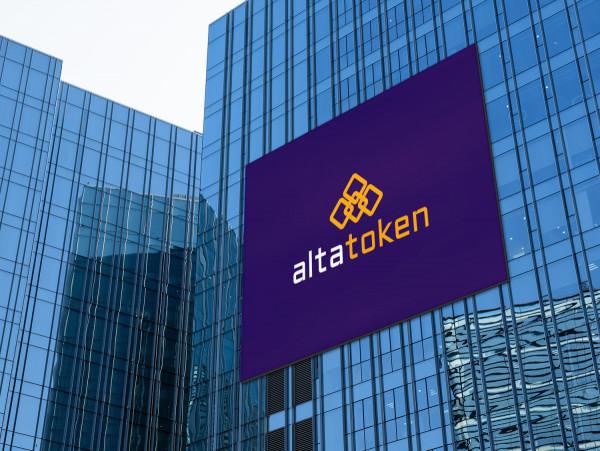 Sample branding #3 for Altatoken