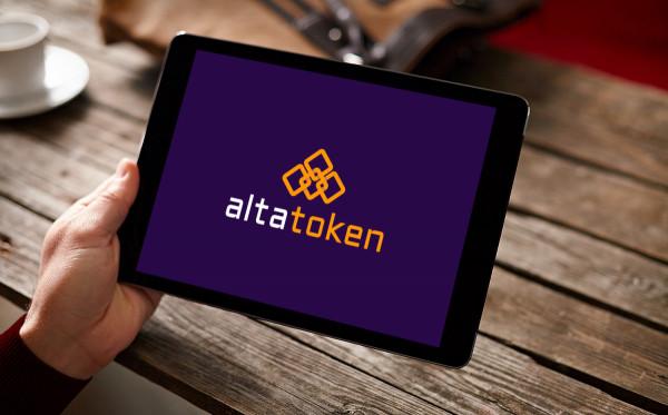 Sample branding #1 for Altatoken