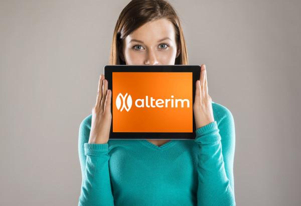 Sample branding #2 for Alterim