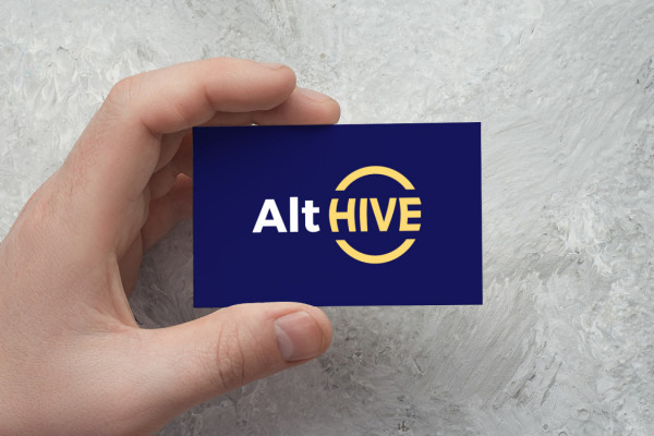 Sample branding #2 for Althive