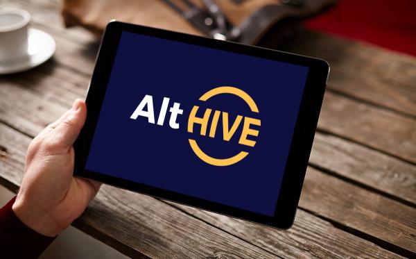 Sample branding #1 for Althive