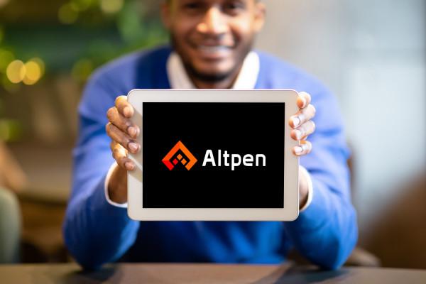 Sample branding #2 for Altpen