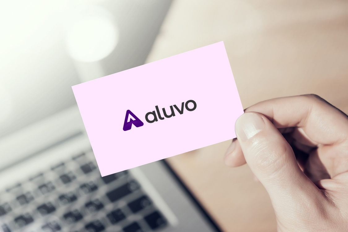 Sample branding #1 for Aluvo