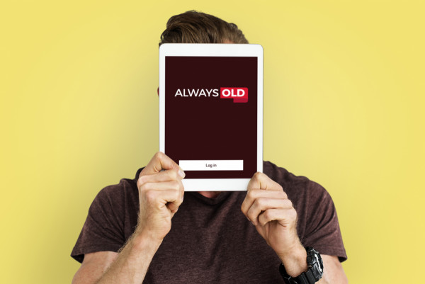 Sample branding #1 for Alwaysold