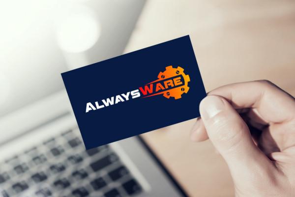 Sample branding #1 for Alwaysware
