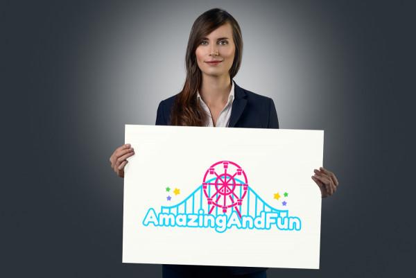 Sample branding #1 for Amazingandfun