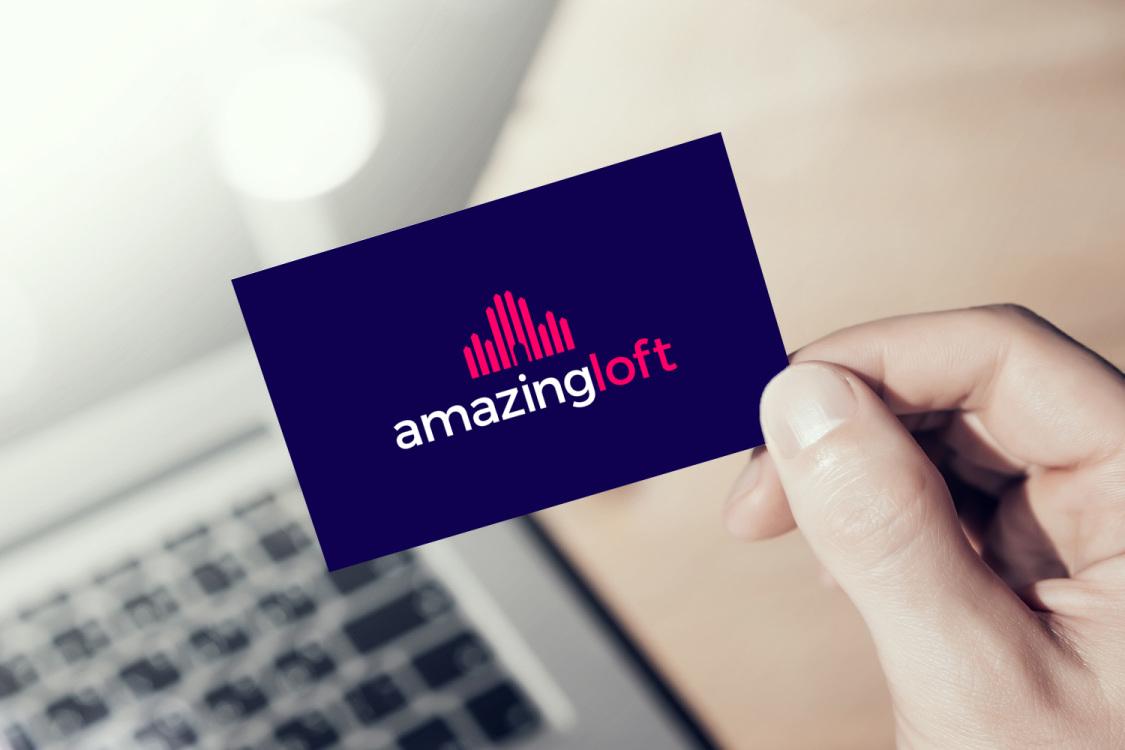 Sample branding #1 for Amazingloft