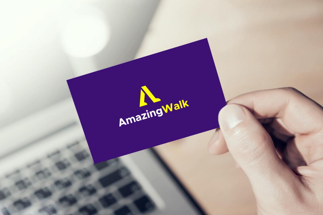 Sample branding #2 for Amazingwalk