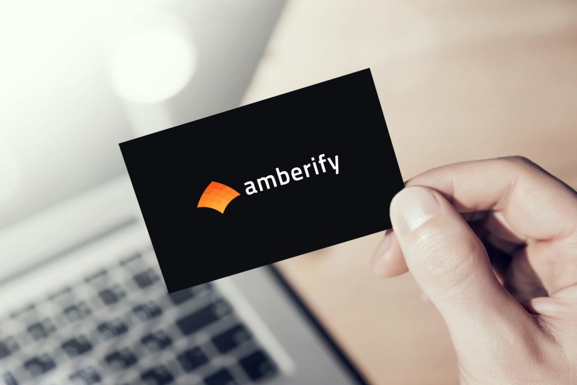 Sample branding #2 for Amberify