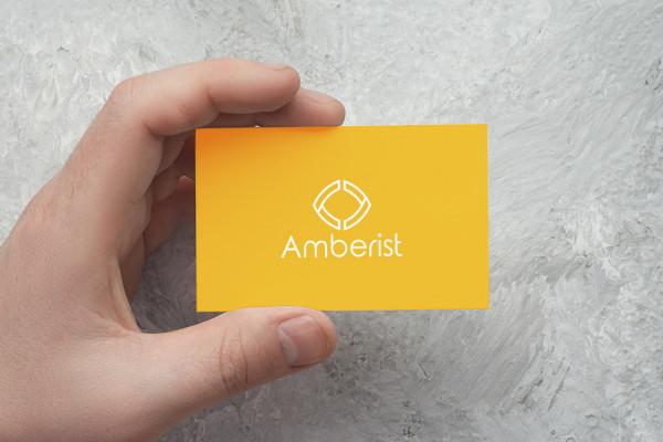 Sample branding #2 for Amberist