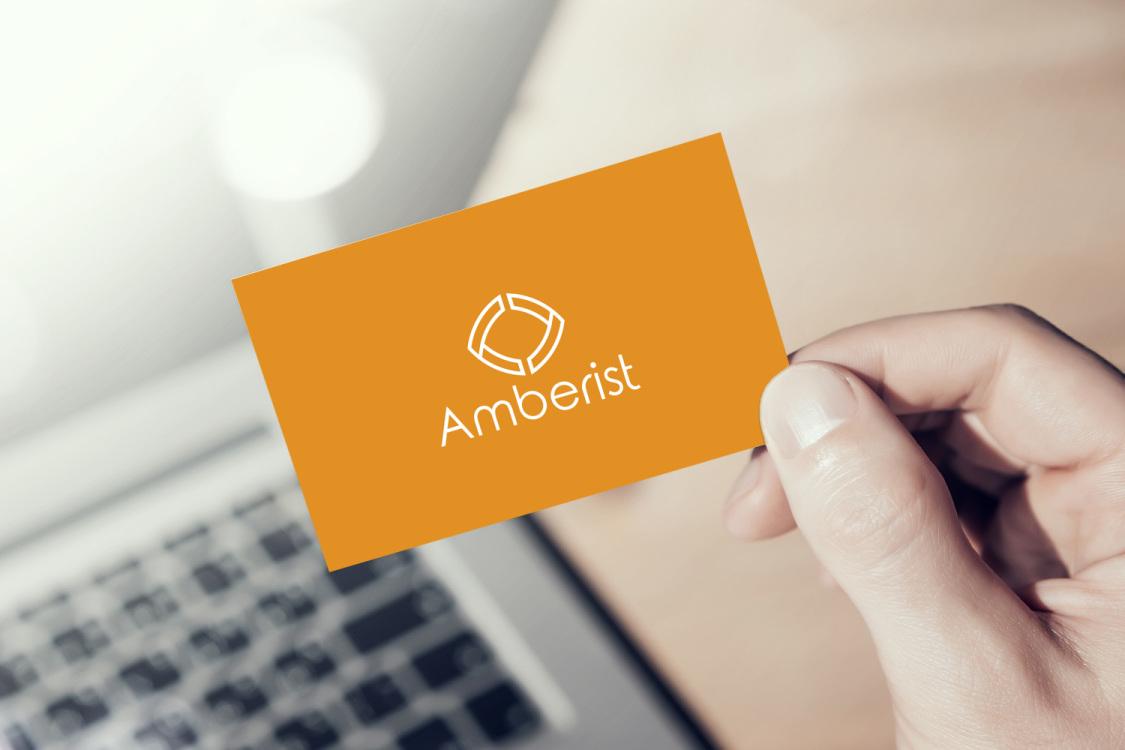 Sample branding #1 for Amberist