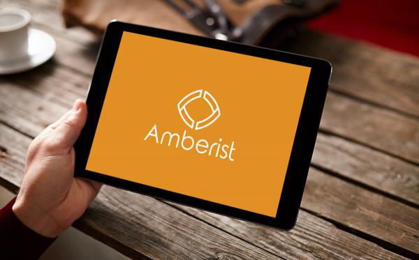 Sample branding #3 for Amberist