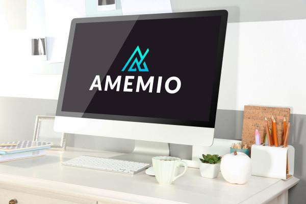 Sample branding #1 for Amemio