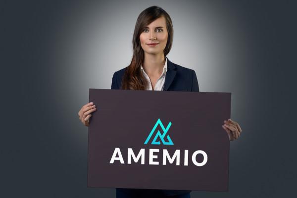 Sample branding #2 for Amemio