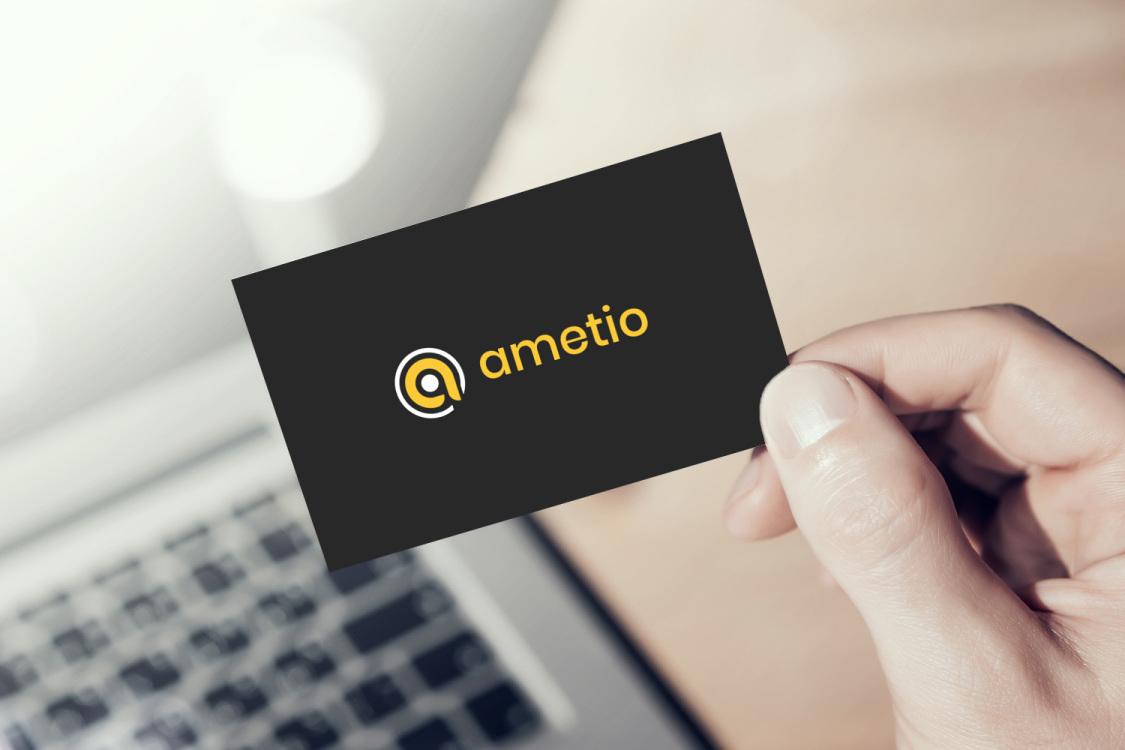 Sample branding #1 for Ametio