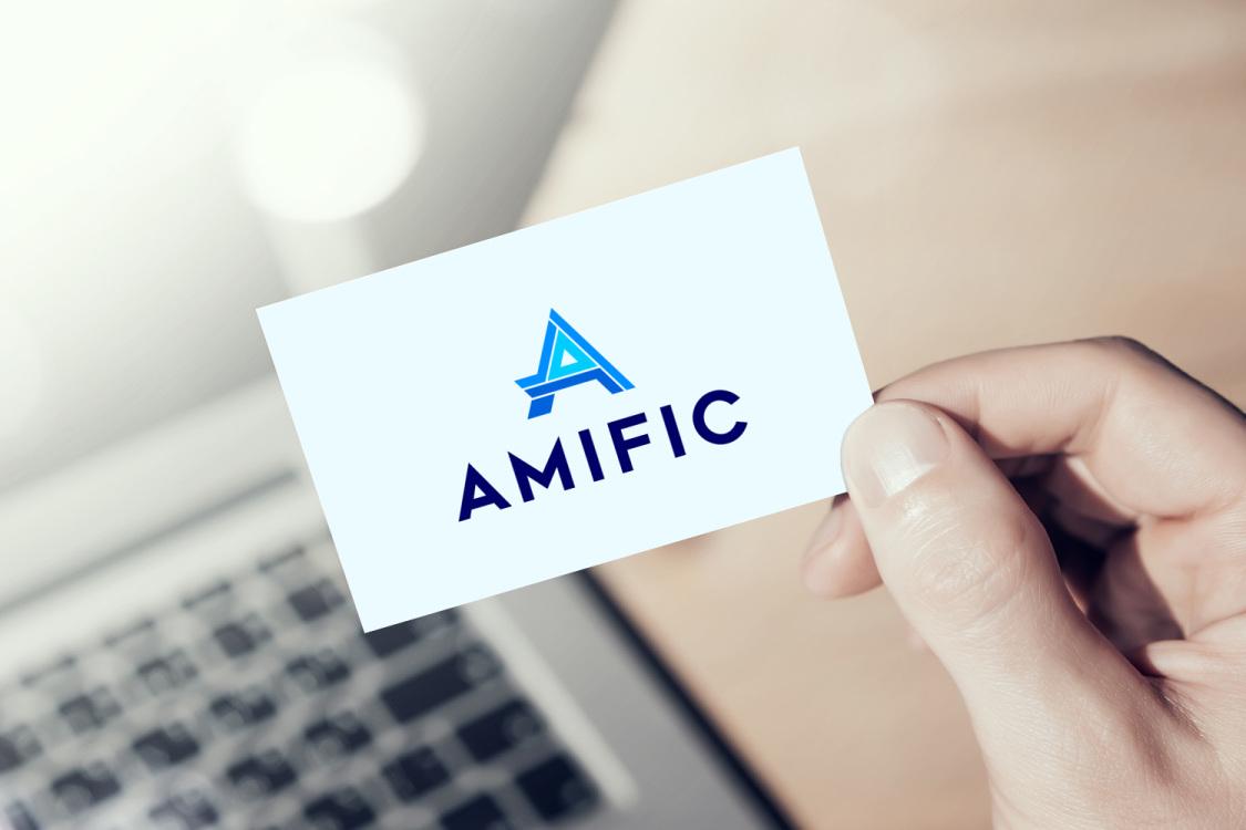 Sample branding #1 for Amific