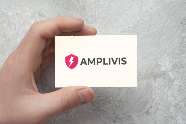 Sample branding #3 for Amplivis