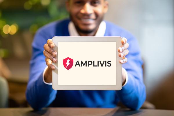 Sample branding #1 for Amplivis
