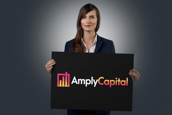Sample branding #1 for Amplycapital