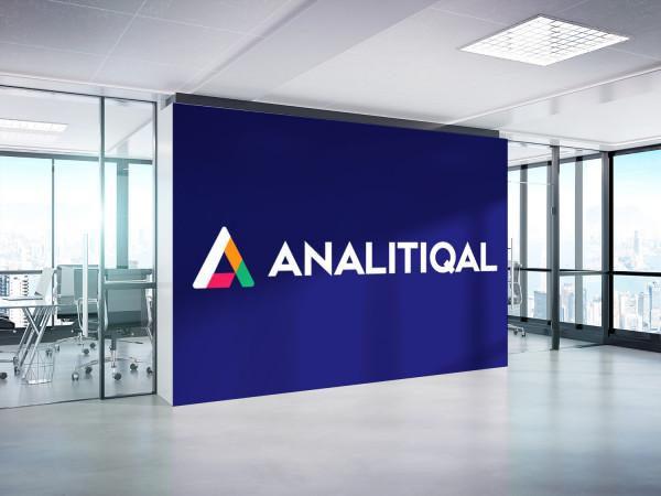 Sample branding #1 for Analitiqal