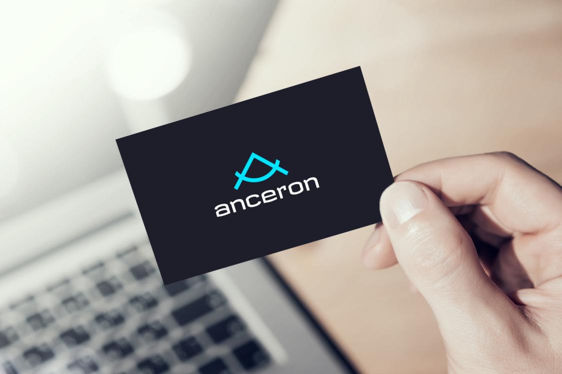 Sample branding #3 for Anceron