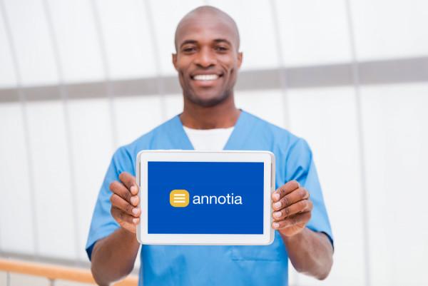 Sample branding #3 for Annotia