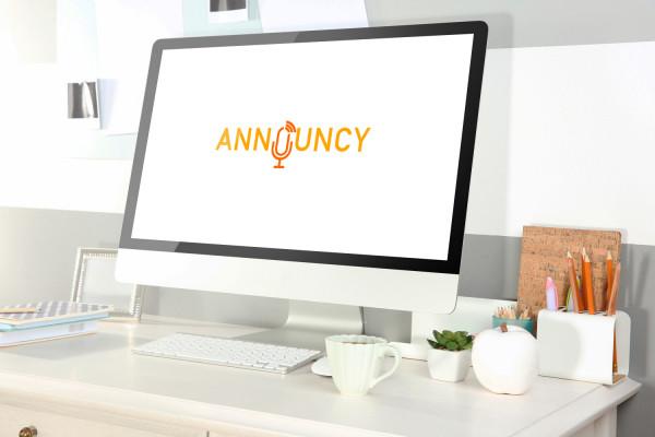 Sample branding #3 for Announcy