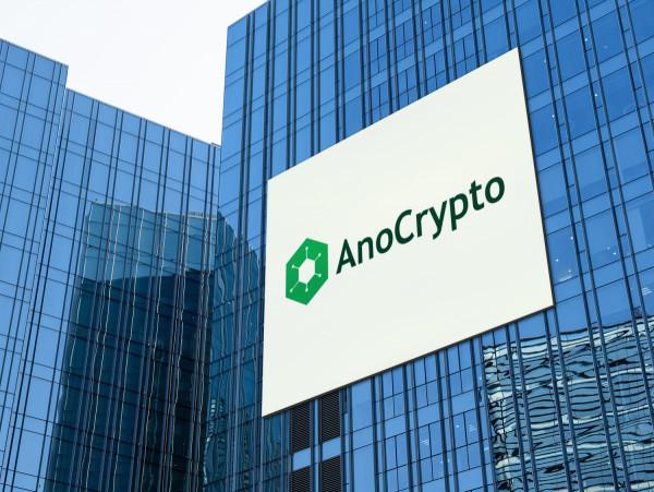 Sample branding #1 for Anocrypto