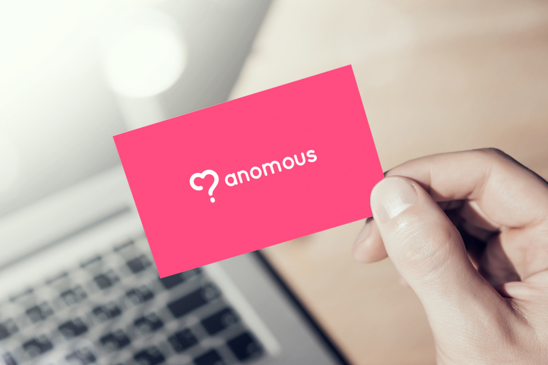 Sample branding #3 for Anomous