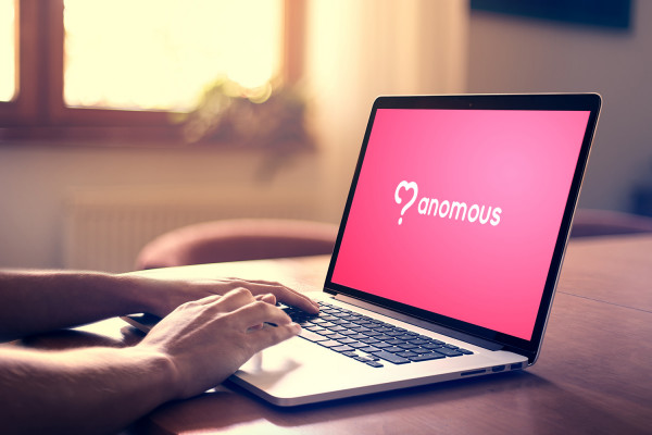 Sample branding #3 for Anomous