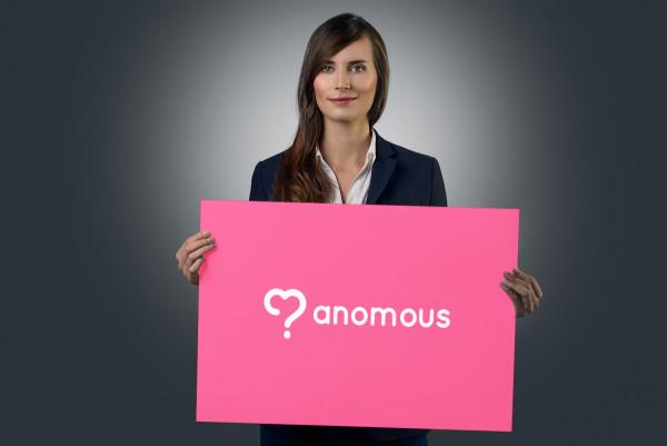 Sample branding #1 for Anomous