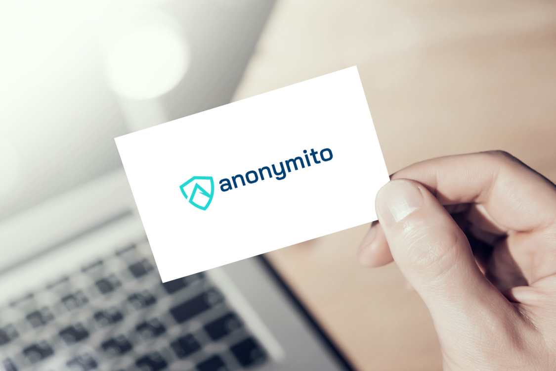 Sample branding #2 for Anonymito