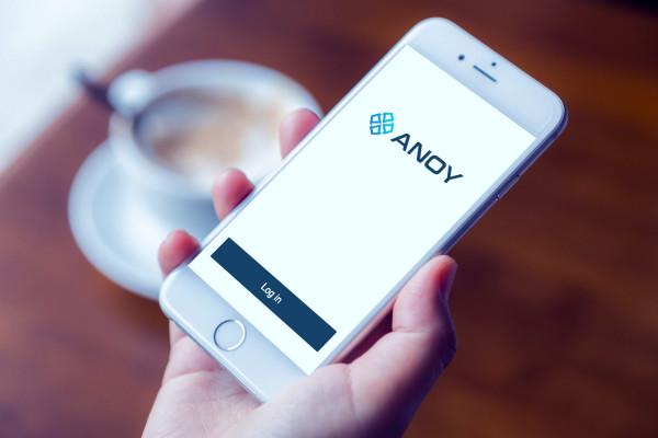 Sample branding #2 for Anoy