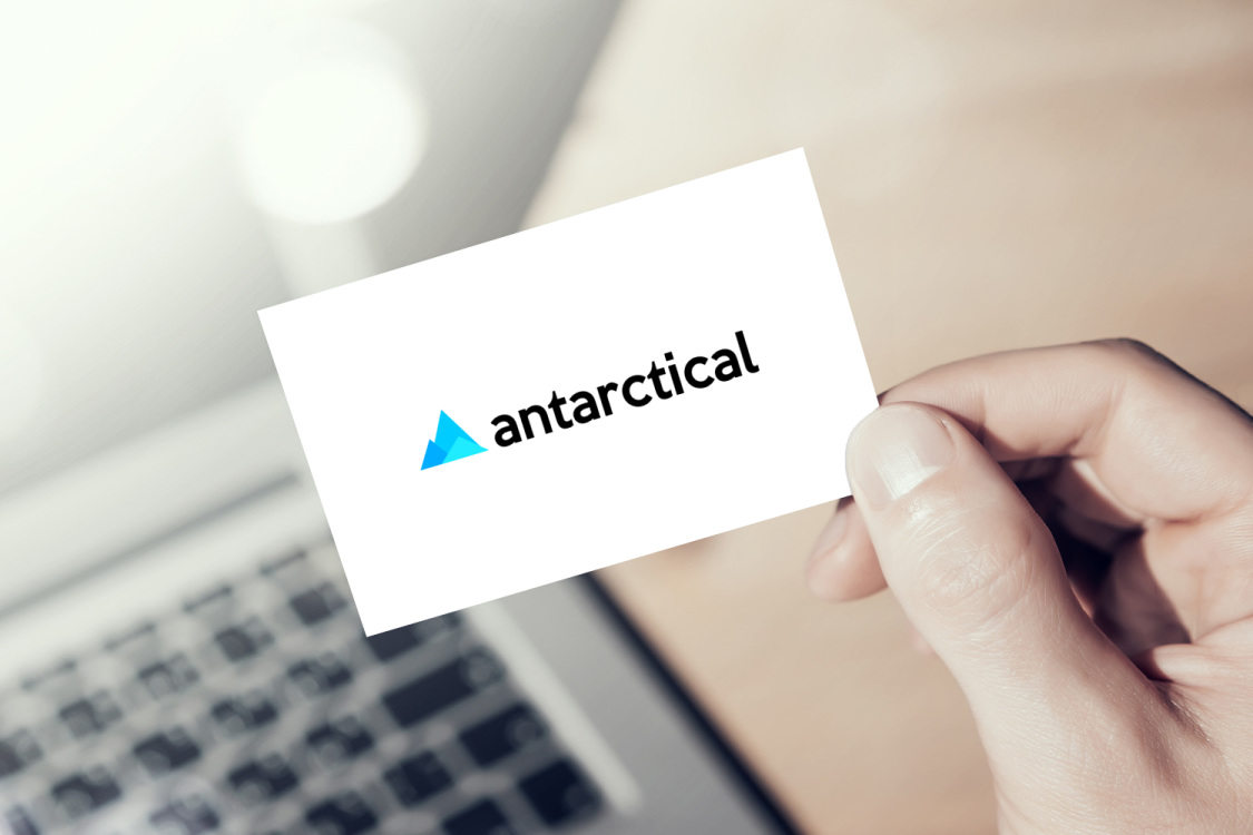 Sample branding #3 for Antarctical