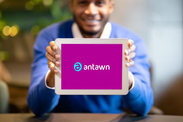 Sample branding #2 for Antawn