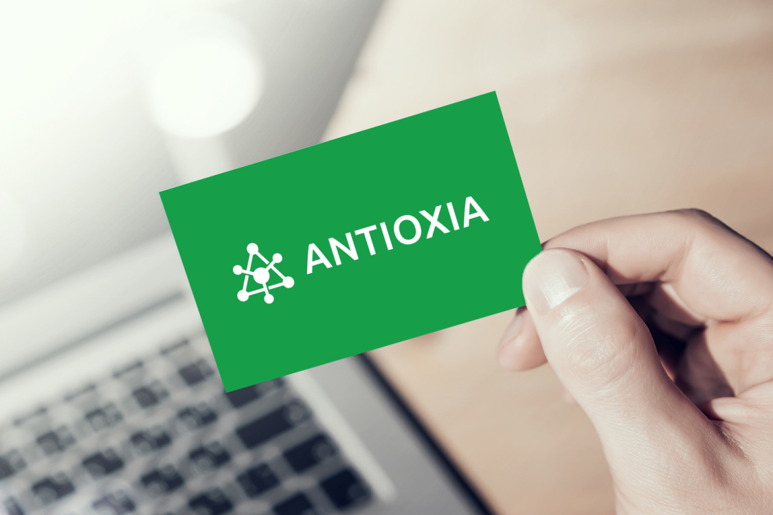 Sample branding #3 for Antioxia