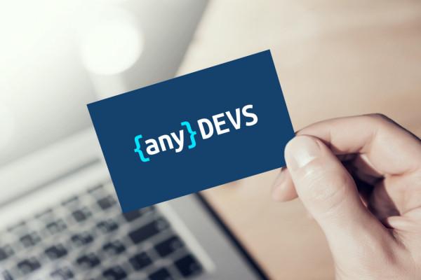 Sample branding #2 for Anydevs
