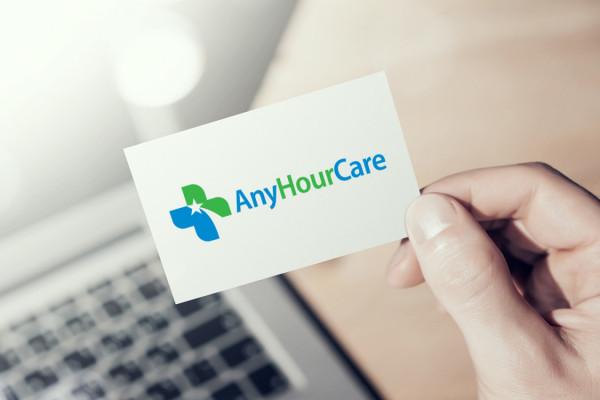 Sample branding #3 for Anyhourcare