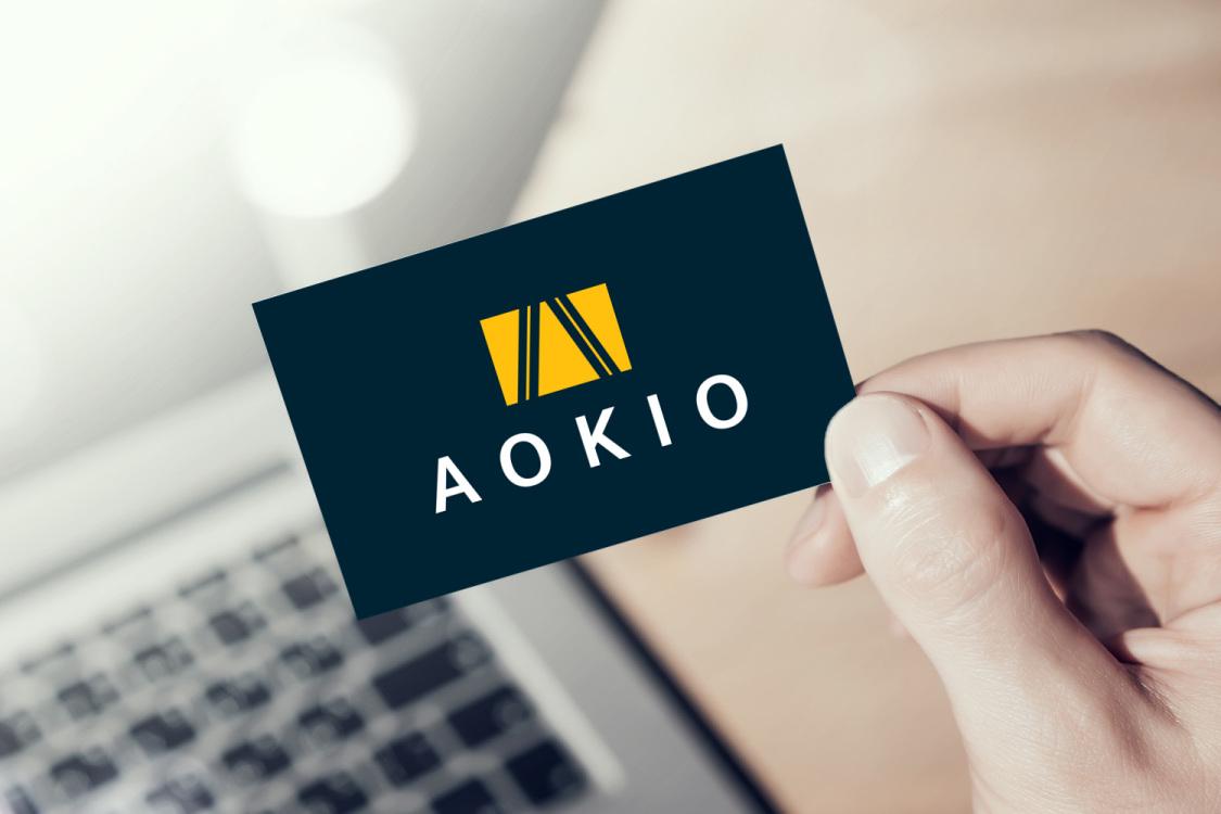 Sample branding #1 for Aokio