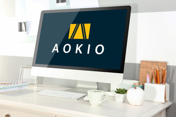 Sample branding #3 for Aokio
