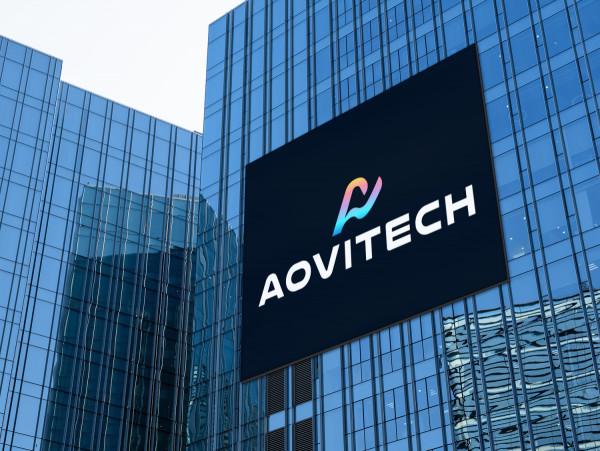 Sample branding #1 for Aovitech