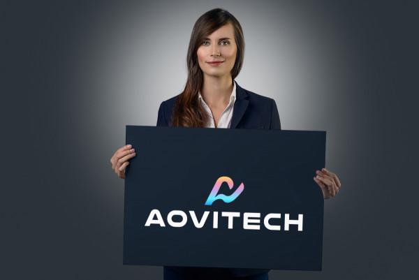 Sample branding #3 for Aovitech