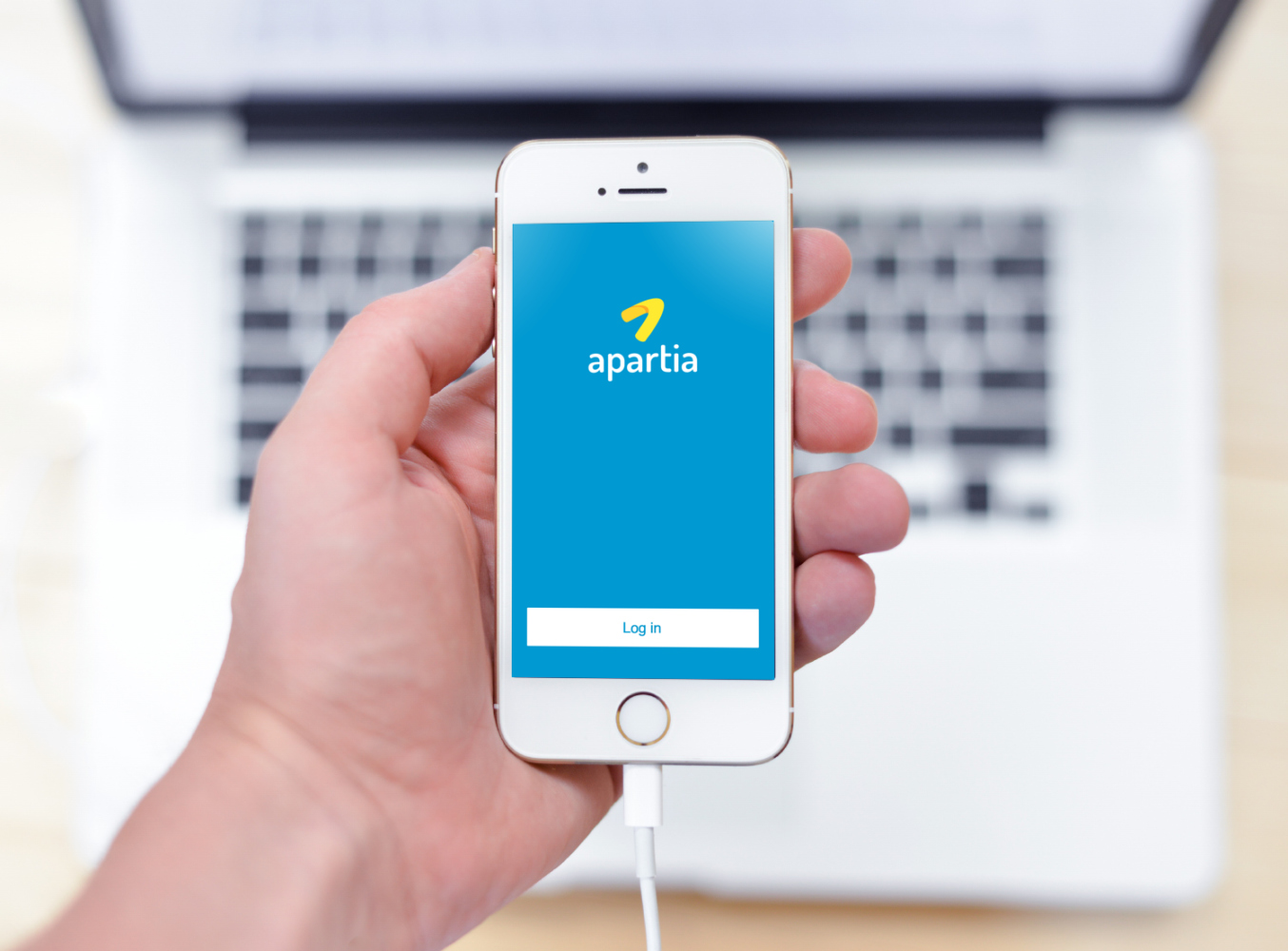 Sample branding #2 for Apartia